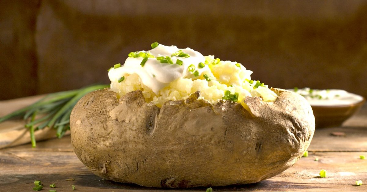 If You Love Baked Potatoes, Then You Are Going to Love This Recipe!