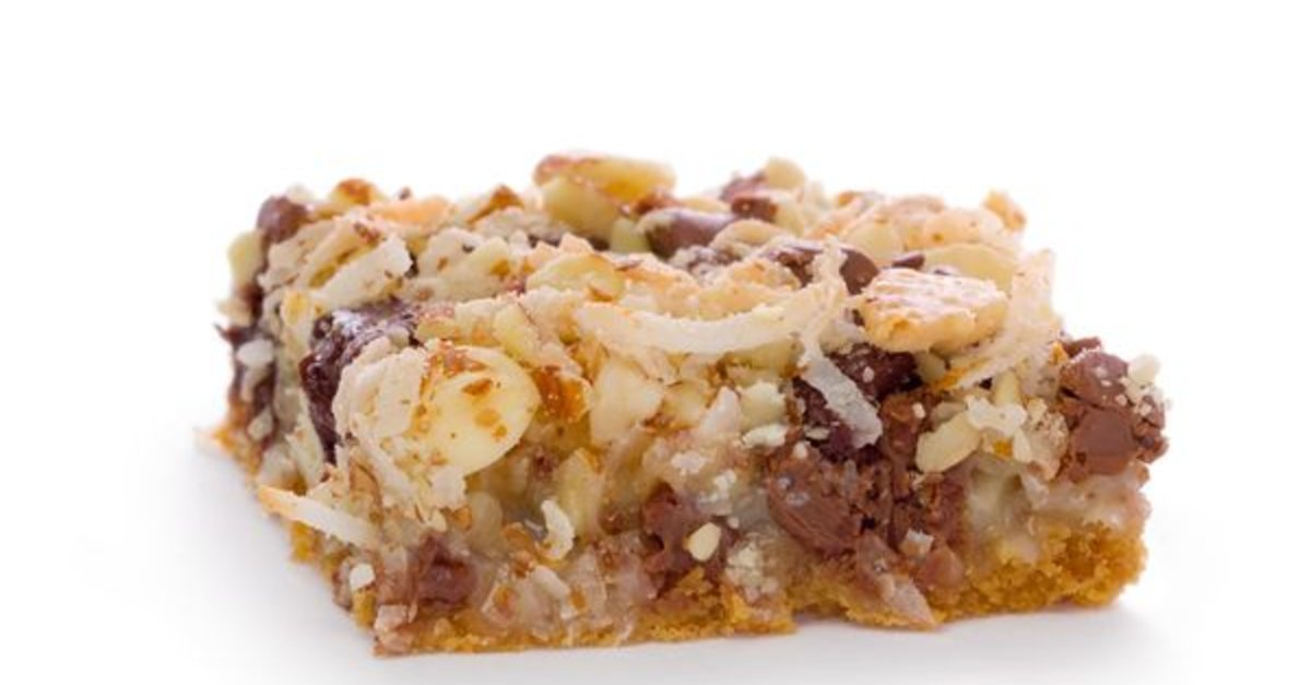 Classic Cookie Recipe: 7 Layer Bars