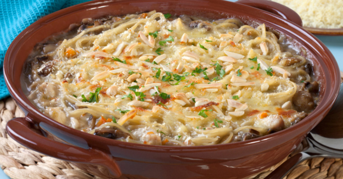 This Recipe Is Perfect For A Big Family Dinner Or Potluck!