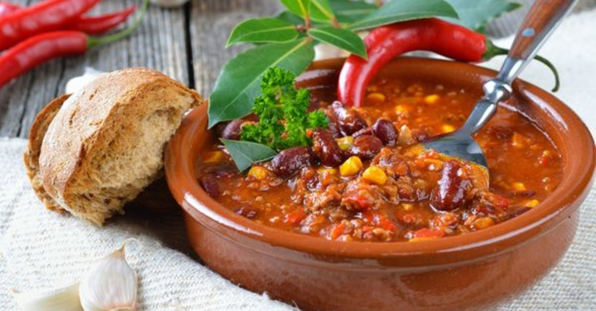 Nothing Welcomes Fall Quite Like Our Famous Southwestern Beer Chili!