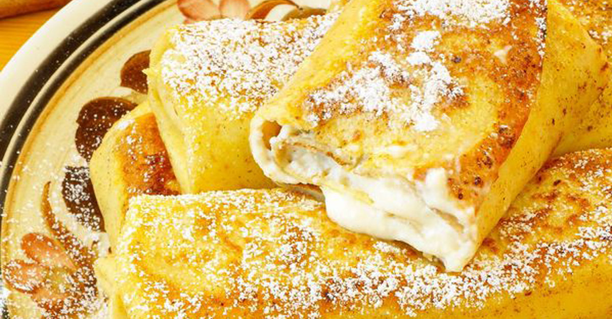 Similar To Crepes But Even Better! Have You Tried This Eastern-European Breakfast Treat??