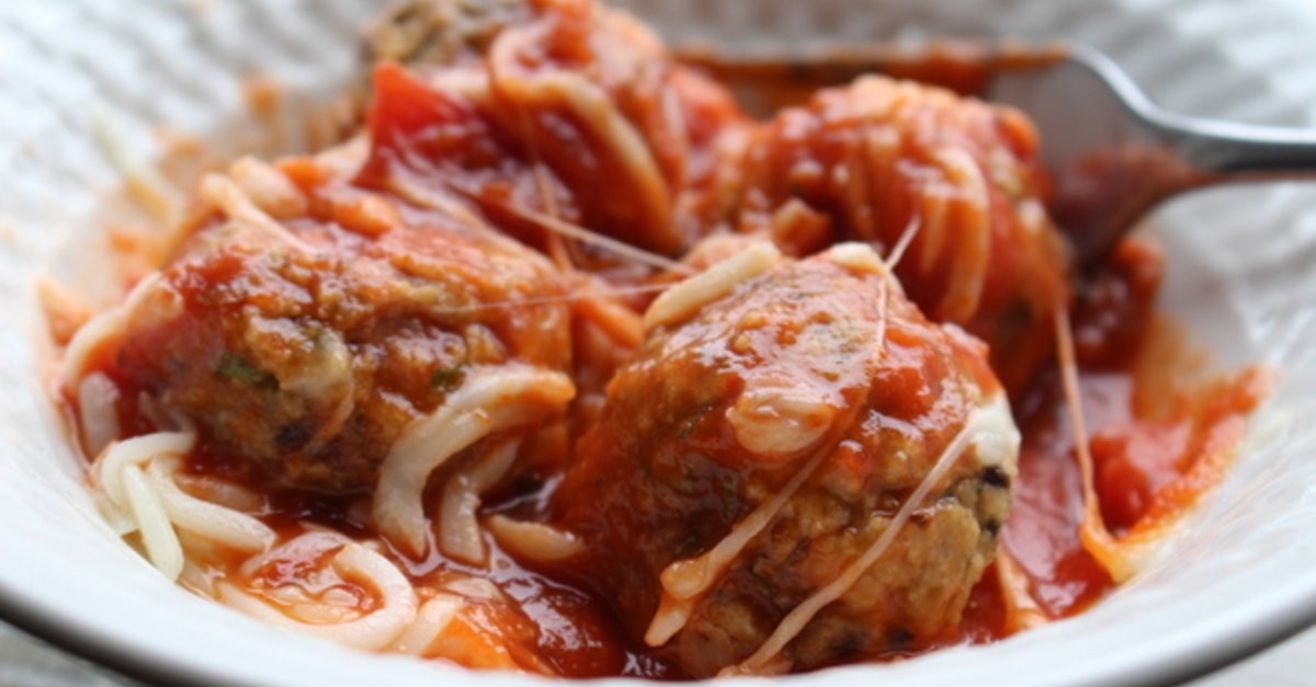 These Meatballs Are So Good, You'll Never Guess What's In Them!