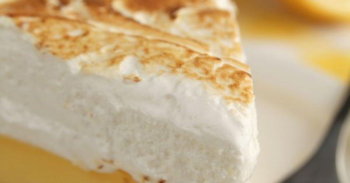 Dessert Recipe: Classic Lemon Meringue Pie