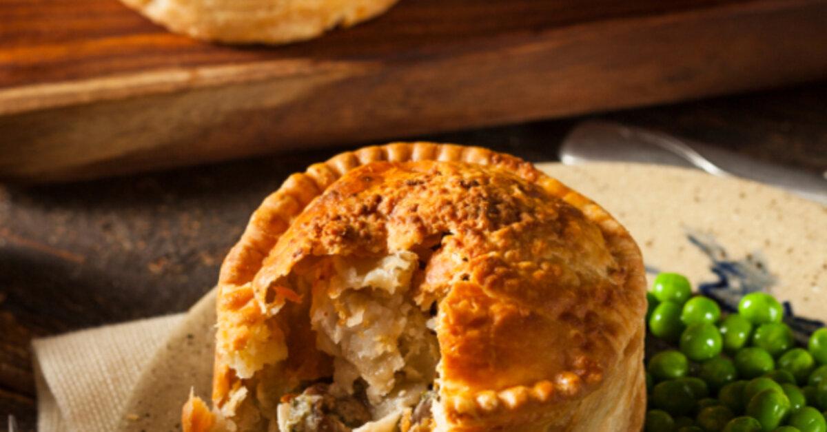 Savory Recipe: Mini Chicken Pot Pies