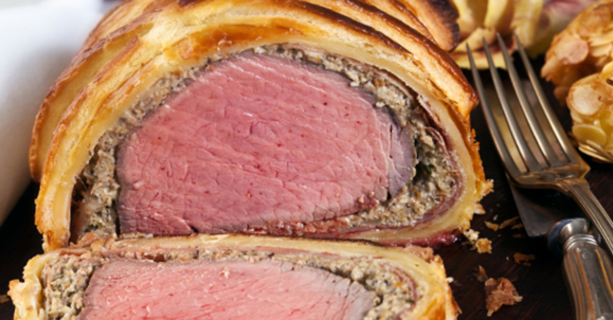 When It Comes To Classic Recipes, Beef Wellington Is One Of My Favorites!