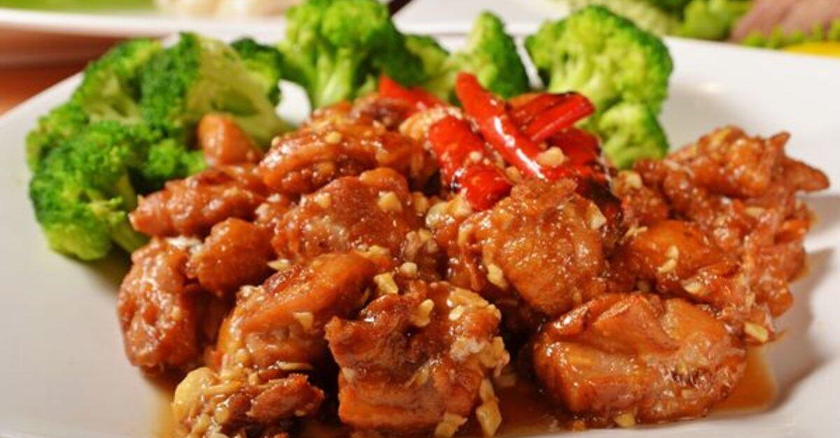 Spicy General Tso's Chicken