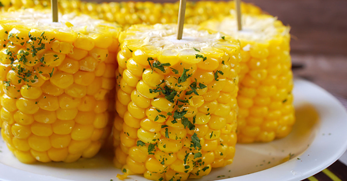 Never boil your corn again - this way is so much easier!