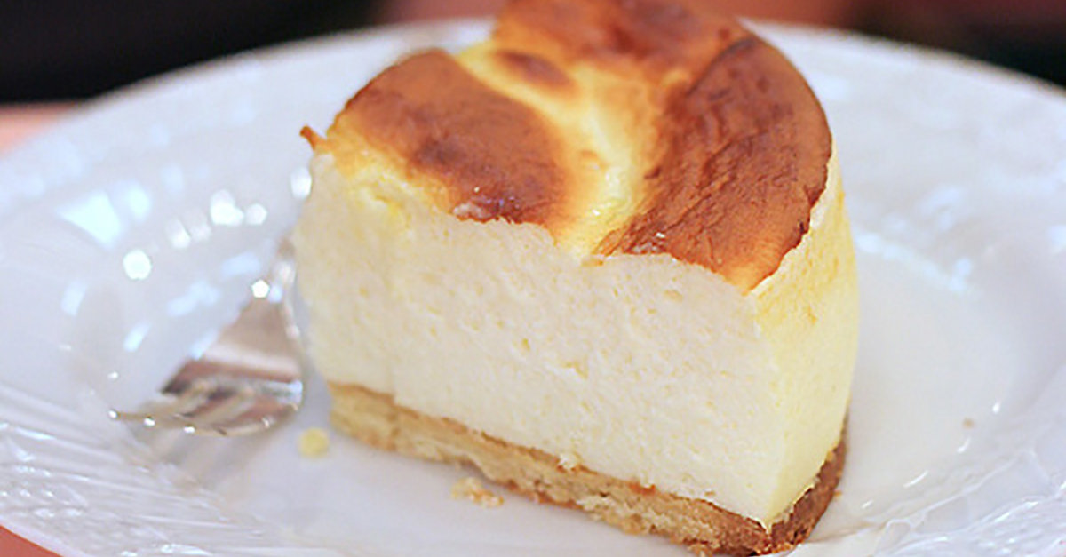 One Bite And You'll See Why This Cheesecake Is So Well Loved In Italy And Beyond!