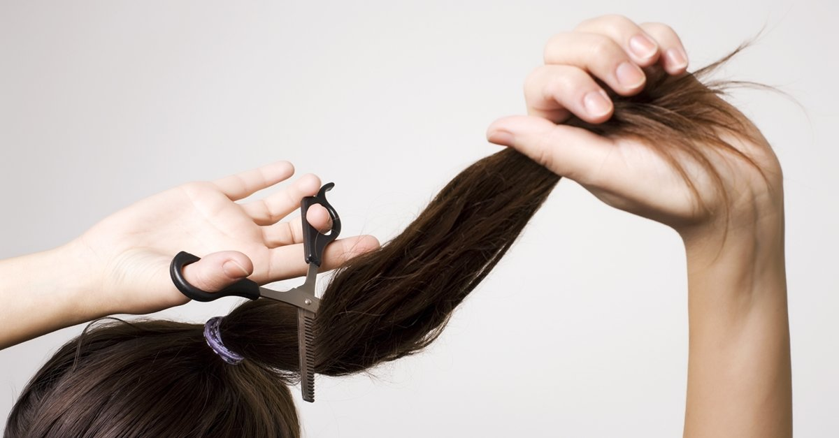 Thinking Of Donating Your Hair Read This First The Breast Cancer