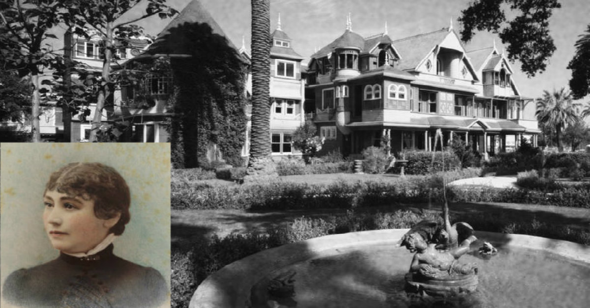 New Room Discovered In The Winchester Mystery House
