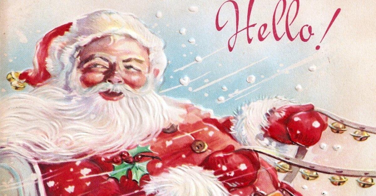 Madeline S Memories Vintage Christmas Cards: These 17 Vintage Christmas Cards Are So Sweet!