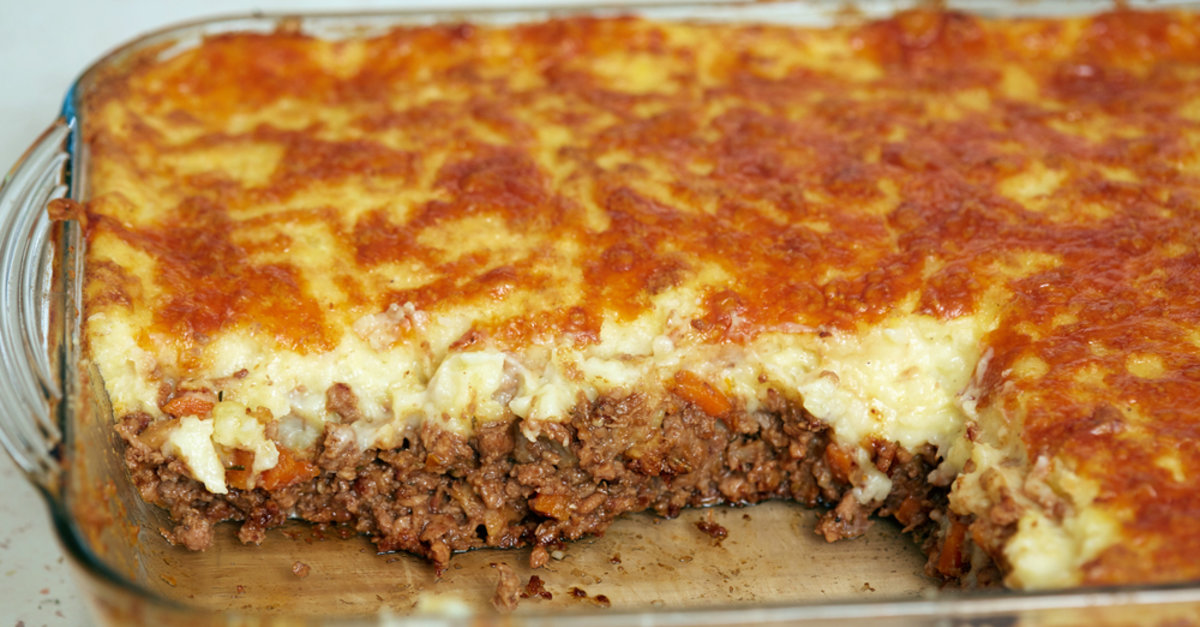 Classic Cottage Pie 12 Tomatoes