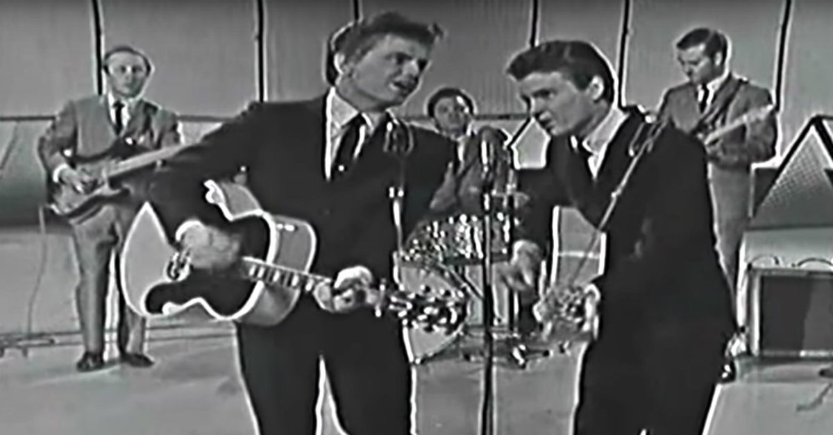 The Billboard Top 10 Songs From 1960 – The Good Old Days