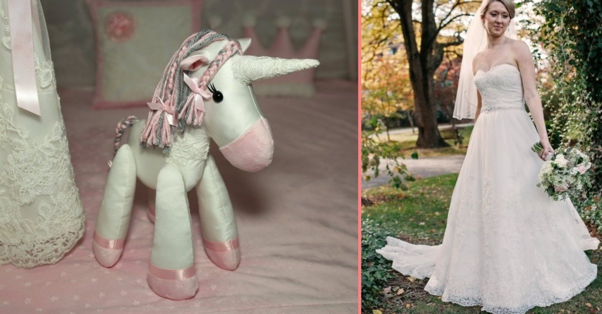 Mother And Daughter Creatively Reuse Precious Wedding Dress With Stunning Results Dusty Old Thing,Wedding Dresses For Girls 2020 Kids