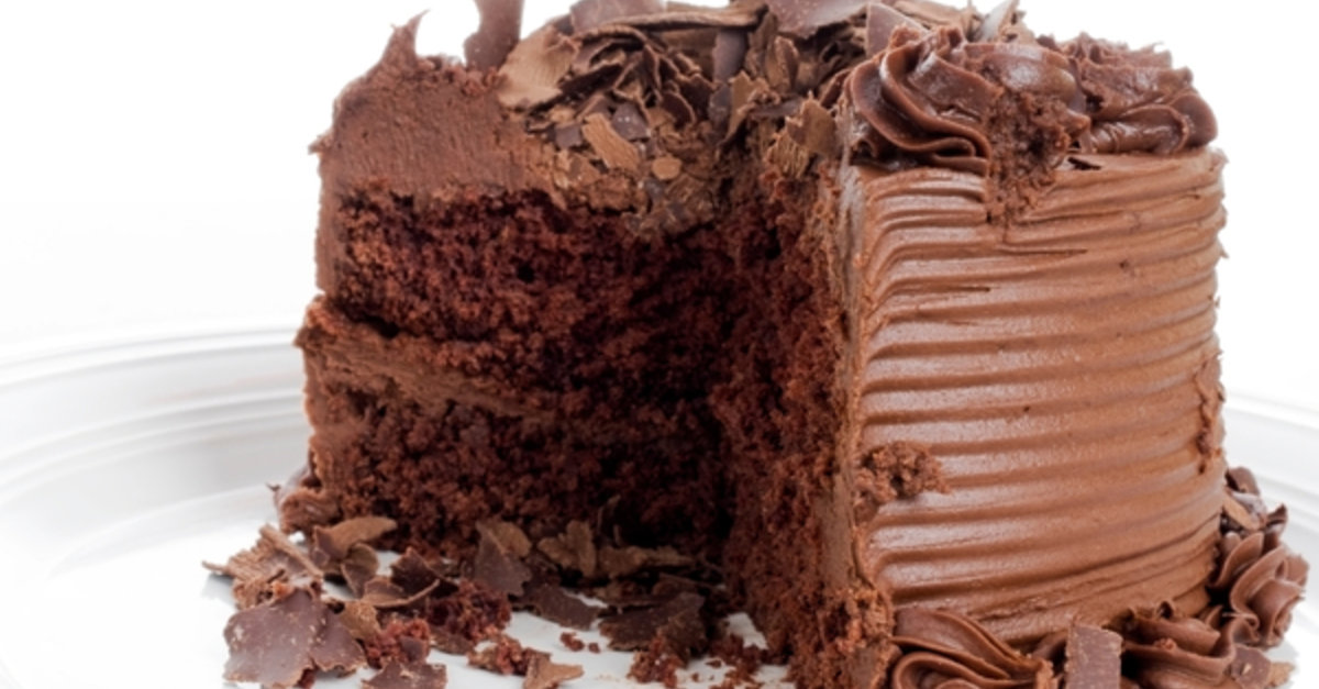 The Best Devil's Food Chocolate Cake You Will Ever Taste! It Really Is THAT Good!