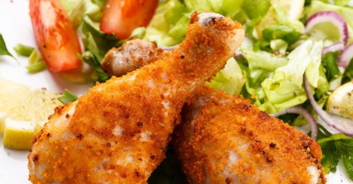 This Is The Best Drumstick Recipe I've Ever Tried! Just In Time For Football Season!
