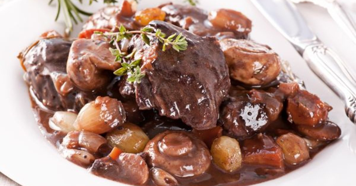 So Full Of Flavor, My Family Always Begs Me To Make This Beef Stew!