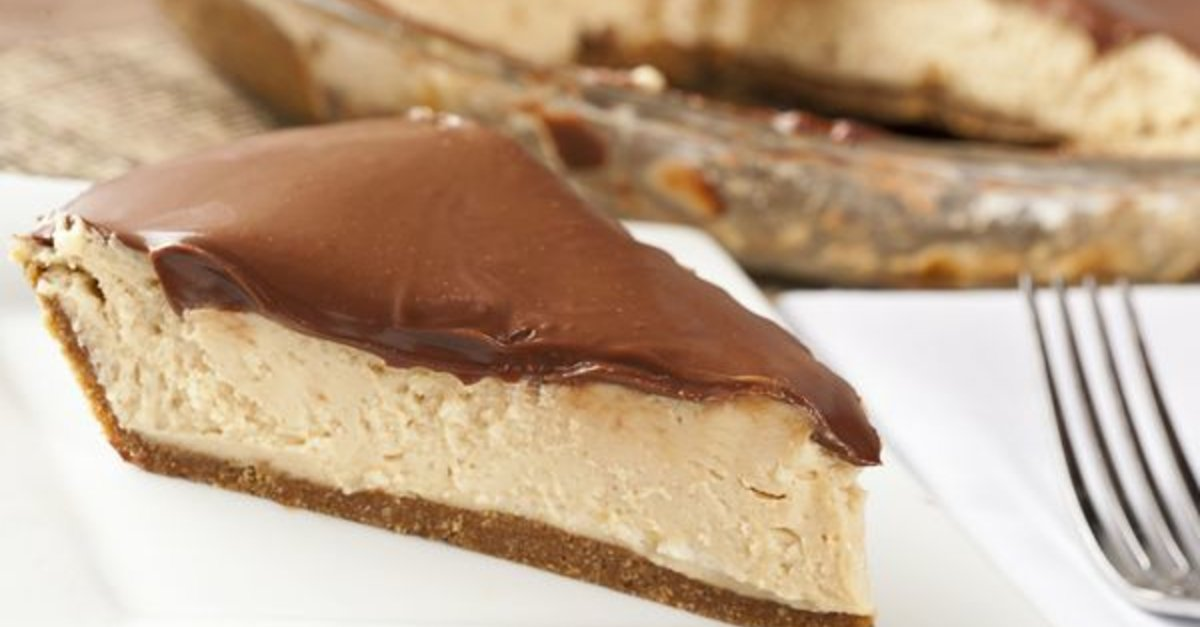 While This Peanut Butter Pie Filling Is Amazing, The Pretzel Crust Is Definitely The Tastiest Part!