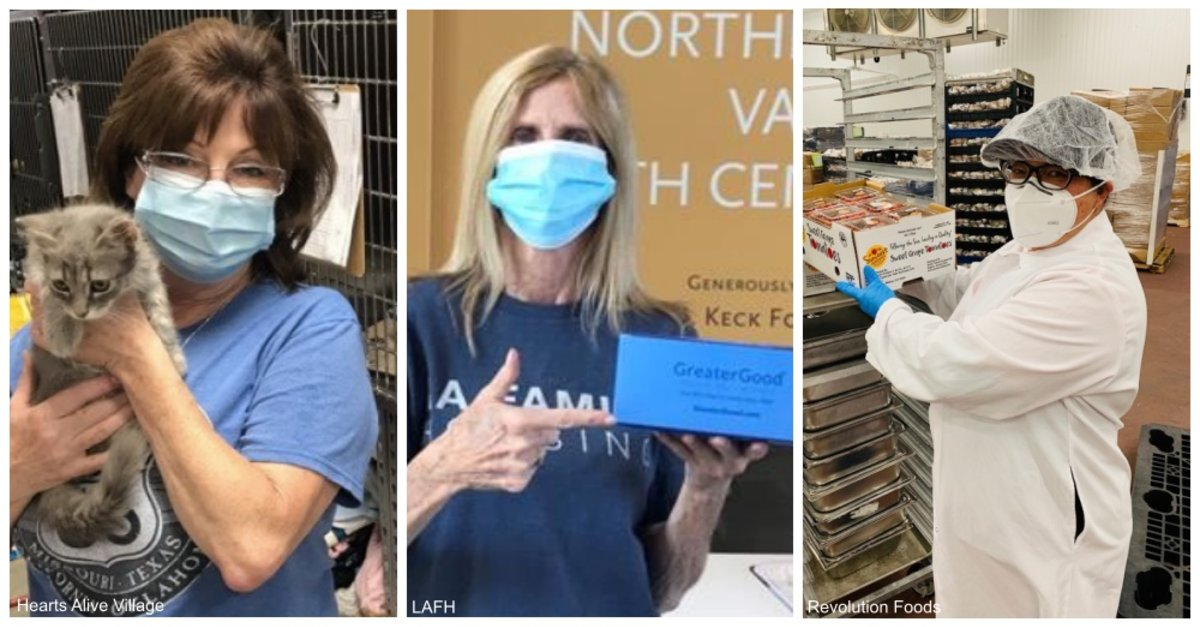 One Million Masks Donated! But GreaterGood Will Continue to Help Where It's Needed Most