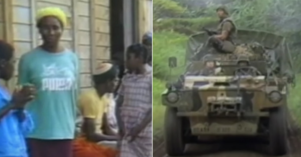 A Look Back At Operation Urgent Fury And The Liberation of Grenada