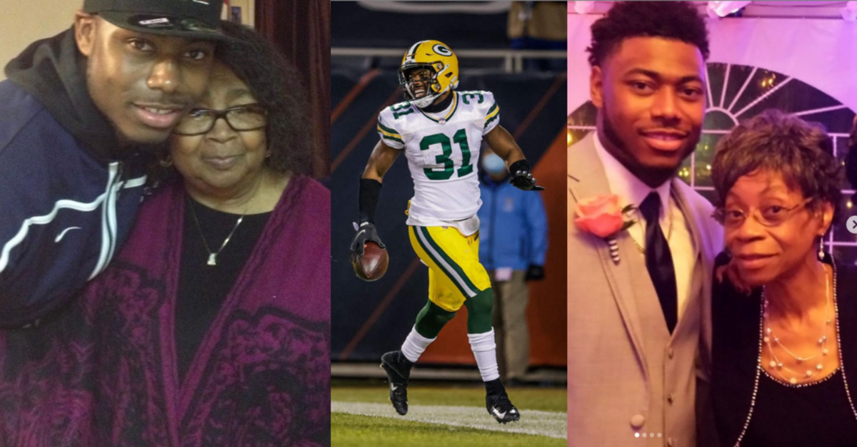 Green Bay Packers Safety Adrian Amos Donates Over $80,000 to Alzheimer's Association