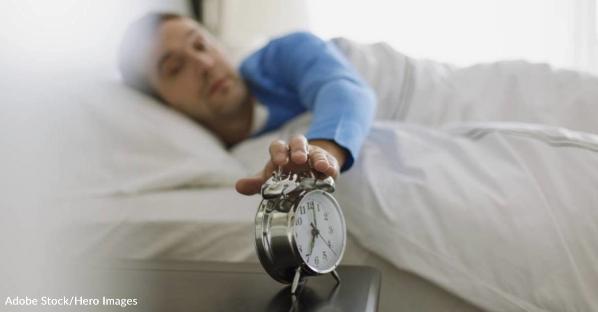 Getting Insufficient Sleep in Middle Age Linked with Increased Dementia Risk Later On