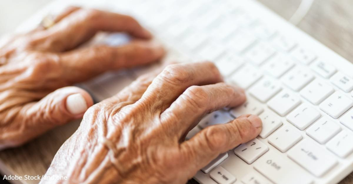 Computer Technology Can Now Analyze People's Typing Patterns for Signs of Alzheimer's Disease