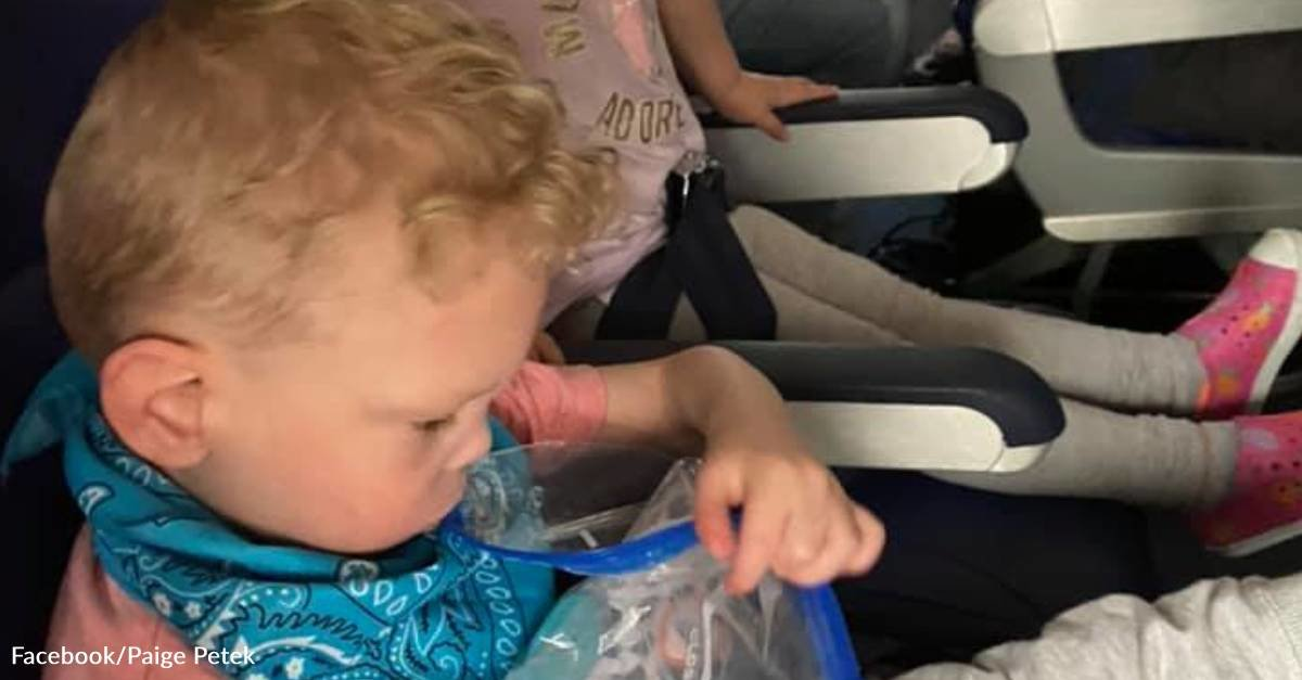 Family Denied Flight Home Because Autistic Son Can't Wear Mask