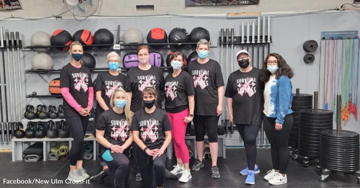 Group of Breast Cancer Survivors is Finding New Strength from Fitness and Each Other