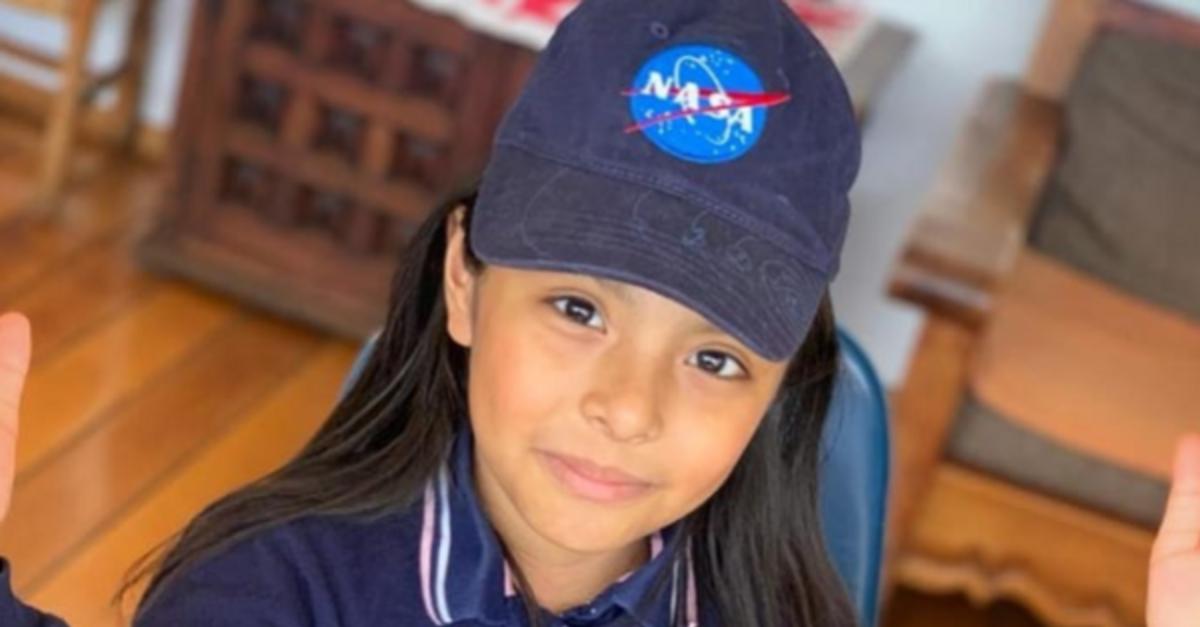 Meet Adhara Pérez, The 9-Year-Old With A Higher IQ Than Einstein