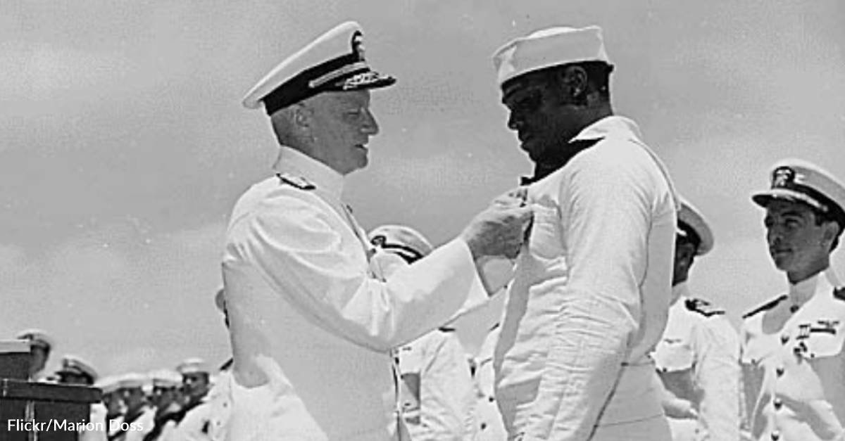 New Ford-Class Aircraft Carrier to Be Named for Mess Attendant 1st Class Doris Miller