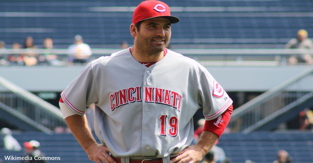 Joey Votto Gave The Baseball From His First Big League Hit To His Dog