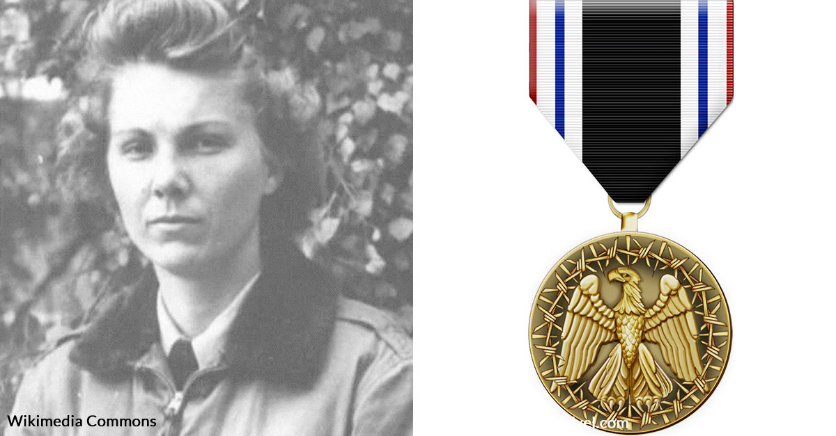 Reba Whittle Was The Only Female POW In The European Theater Of WWII