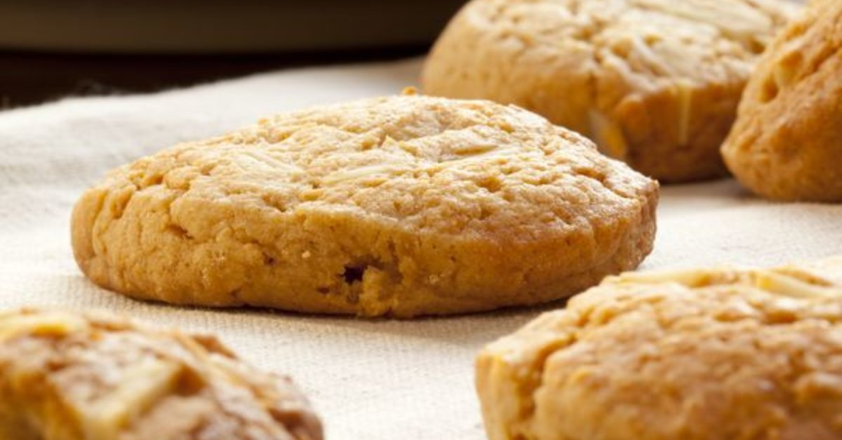 The Best Almond Cookies You'll Ever Make! – 12 Tomatoes