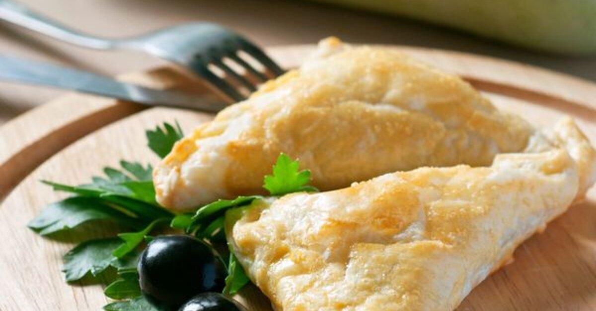 Latin American Recipe: Easy Spinach & Cheese Empanadas ...