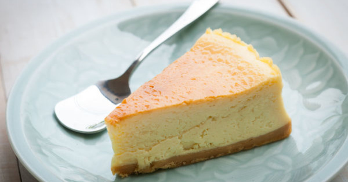 Get The Perfect Cheesecake Every Time By Cooking It Like This!…