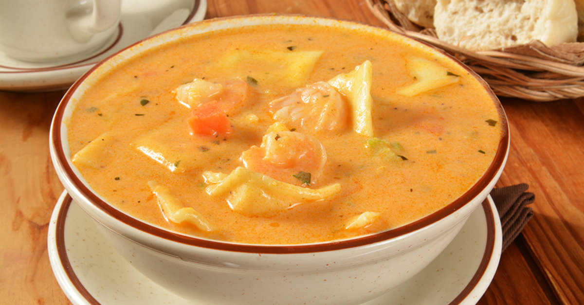 Lobster Bisque Recipe Bobby Flay Lobster House | Lobster House