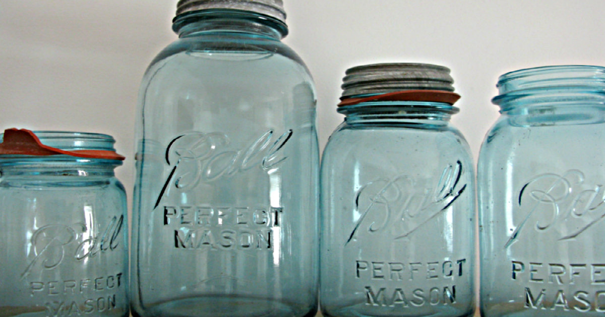 How To Identify And Value Mason Jars Dusty Old Thing