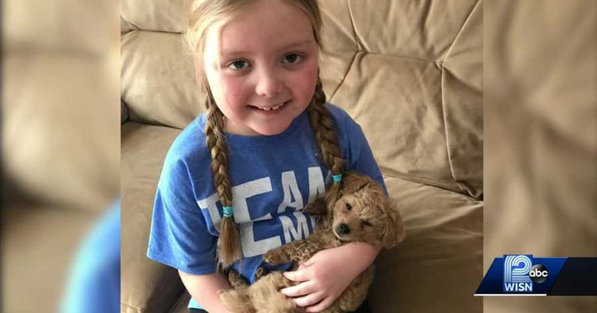 Terminally Ill Little Girl That Spent Her Life Advocating For Rescue Dogs Passed Away