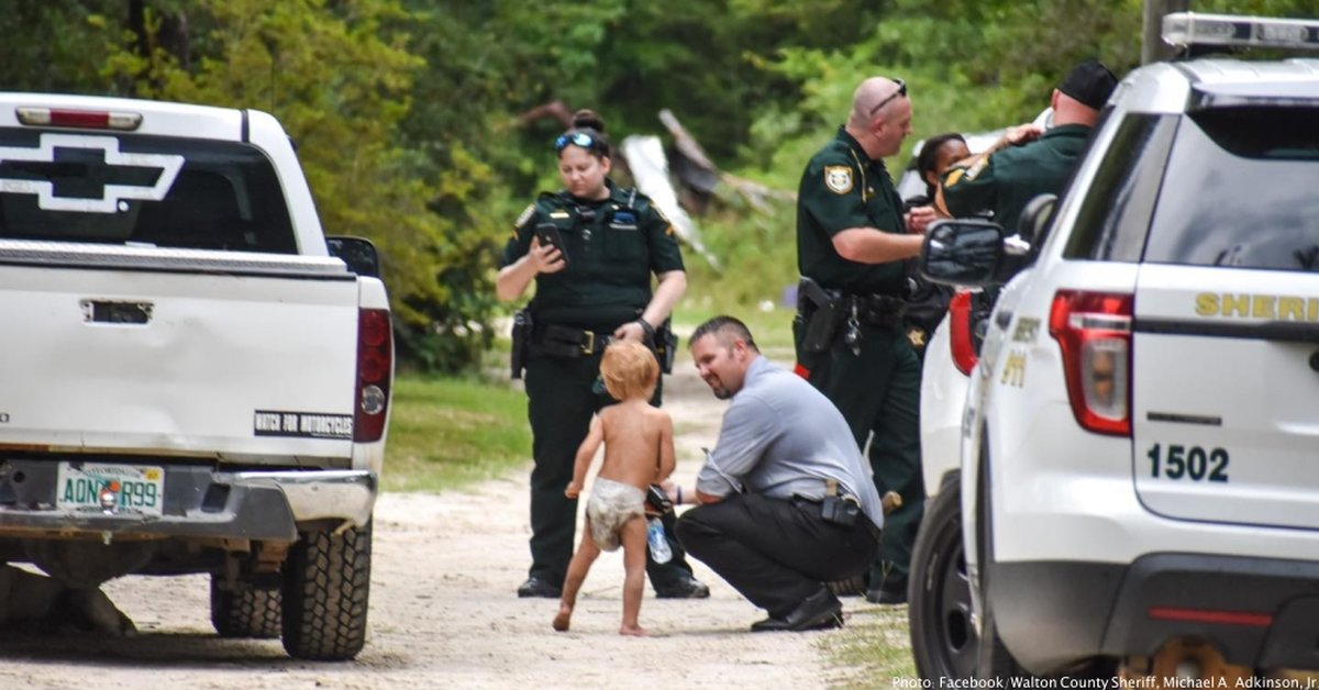 Missing Autistic Toddler Found Safe In Care Of Family Dogs